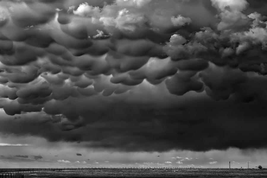 Mammatus: Texline, Texas, 2011