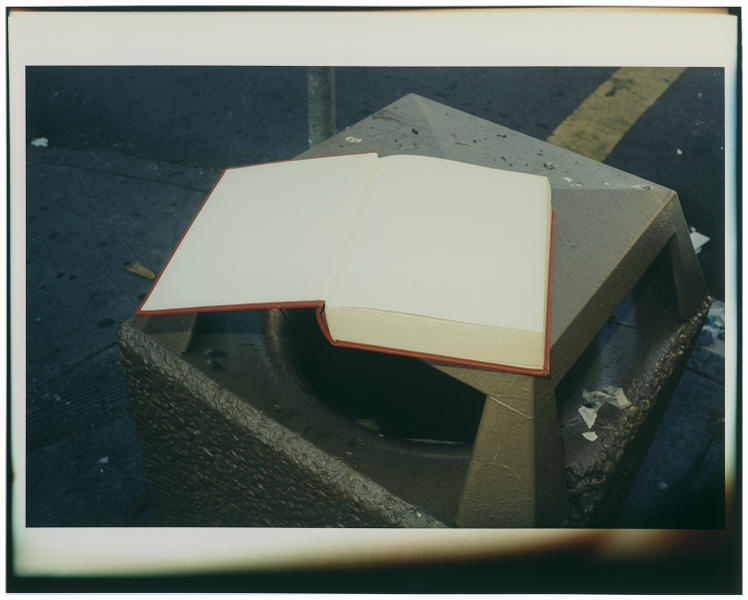 Untitled (Open Book)