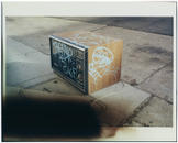 Untitled (Graffiti Microwave)