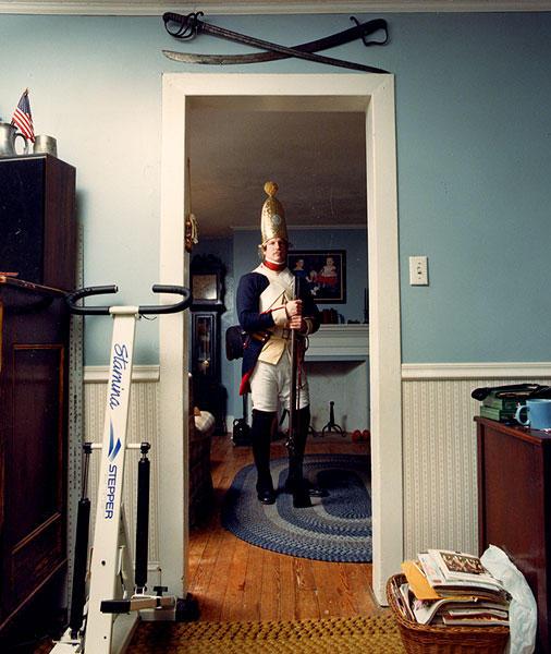 Todd Gerding as Hessian Soldier, Richboro, PA