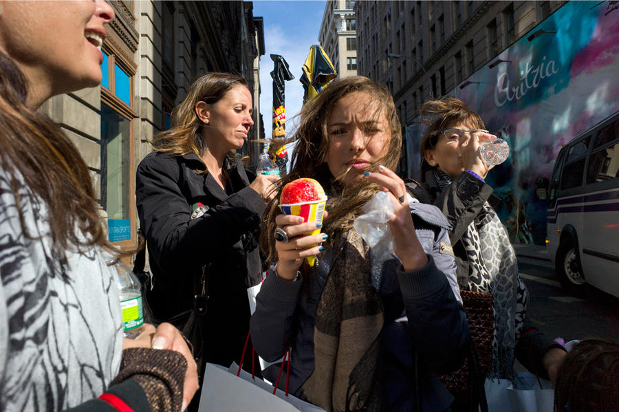 Sno-Cone, New York 2011