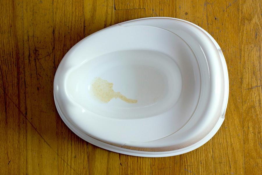 Urine Stain