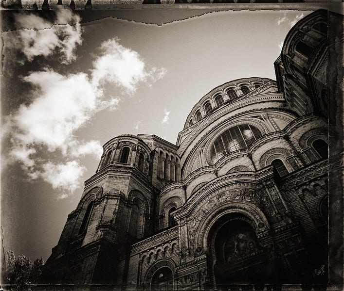 Naval Cathedral, Kronstadt, Kotlin Island