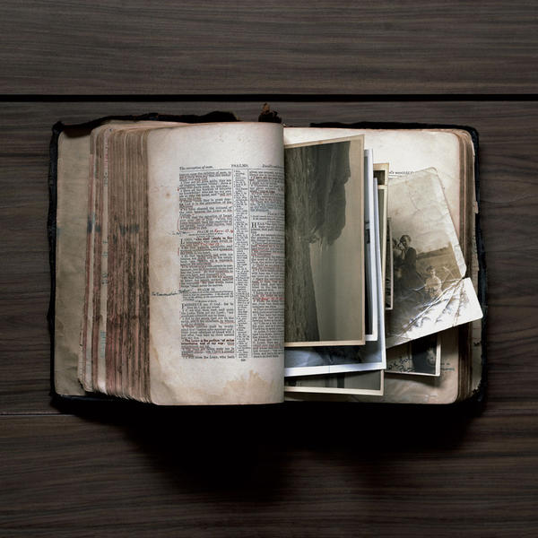 Doreen's Bible, from The Barking Wall