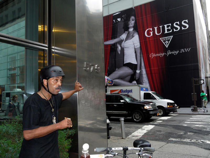 Guess, NYC 2010