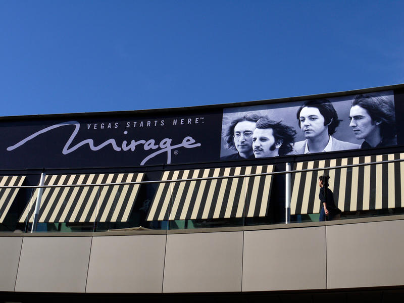 Mirage, Santa Monica CA,  2012