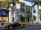 Bugati, Beverly Hills CA, 2012