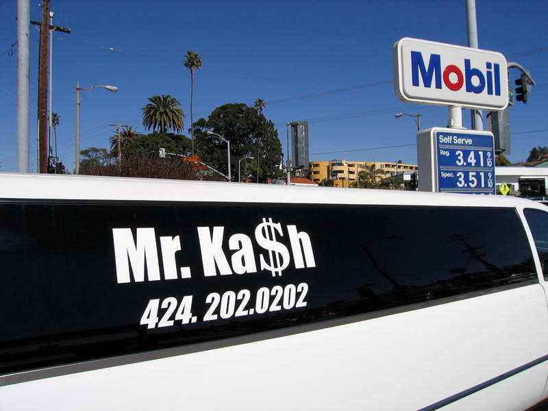 Mr. Kash, Redondo Beach CA, 2011