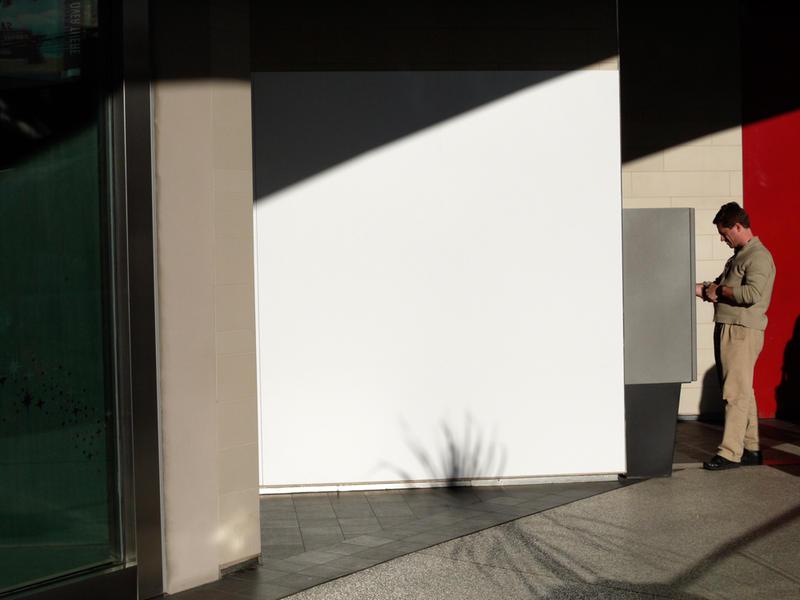 ATM, Santa Monica CA, 2012