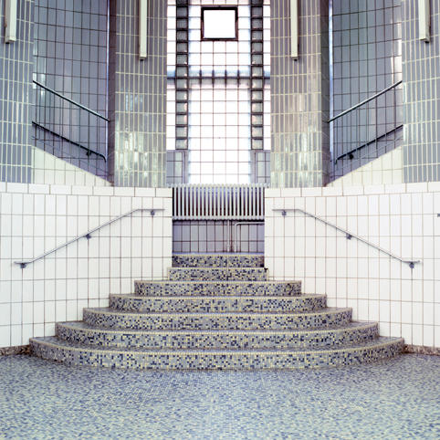 Aufgang_Stadtbad Mannheim
