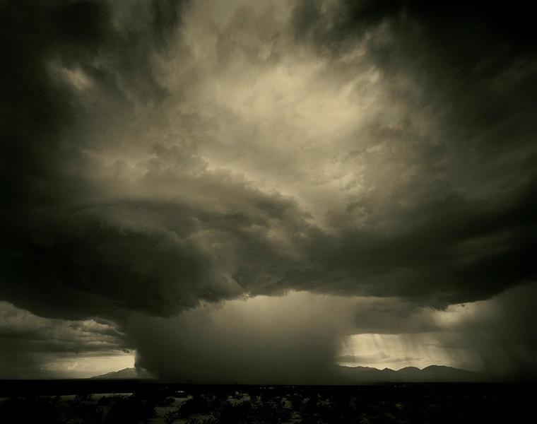 Monsoon Storm, Lordsburg New Mexico