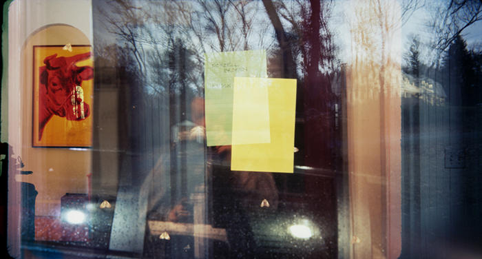 Warhol Doorbell (2011, 2013, 2013)