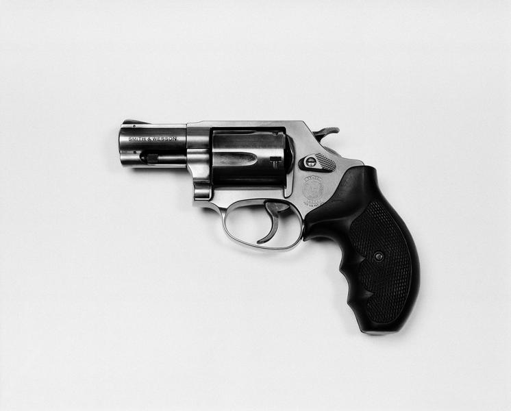 From the series GUN NATION, by Zed Nelson