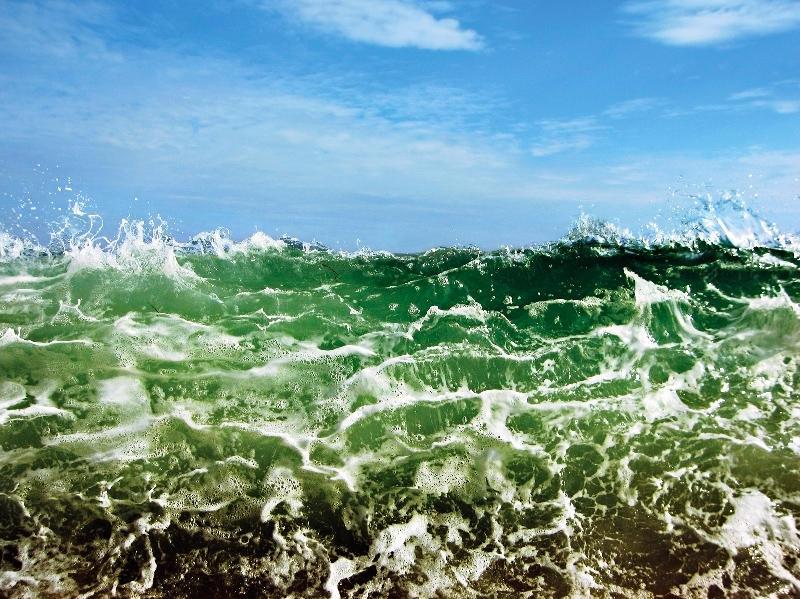 Ocean Wave 02, Long Island, New York 2006