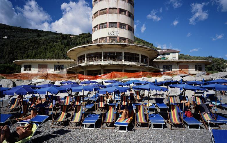 Fascist Holiday Camp for Children, Chiavari, Italy