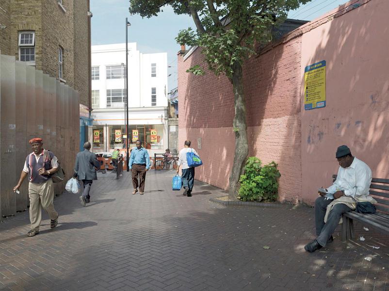 Hackney, London, 2009
