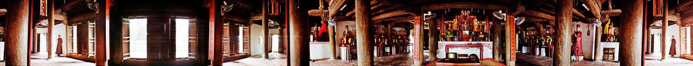 Kim-Lien Temple