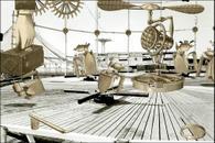 Coney Island-Invented Landscape #50B-NY-2004