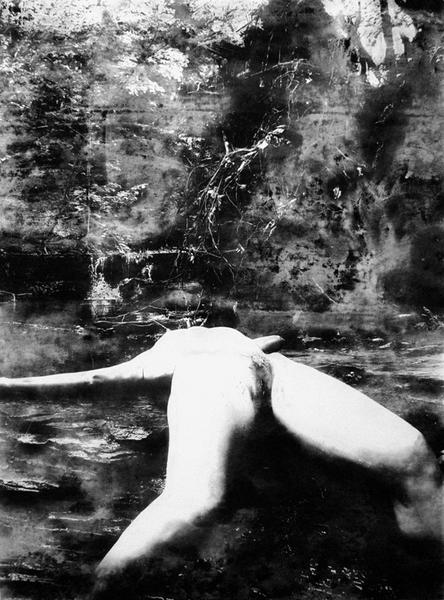 Untitled (from Étant donnés 2°), Graphite on paper