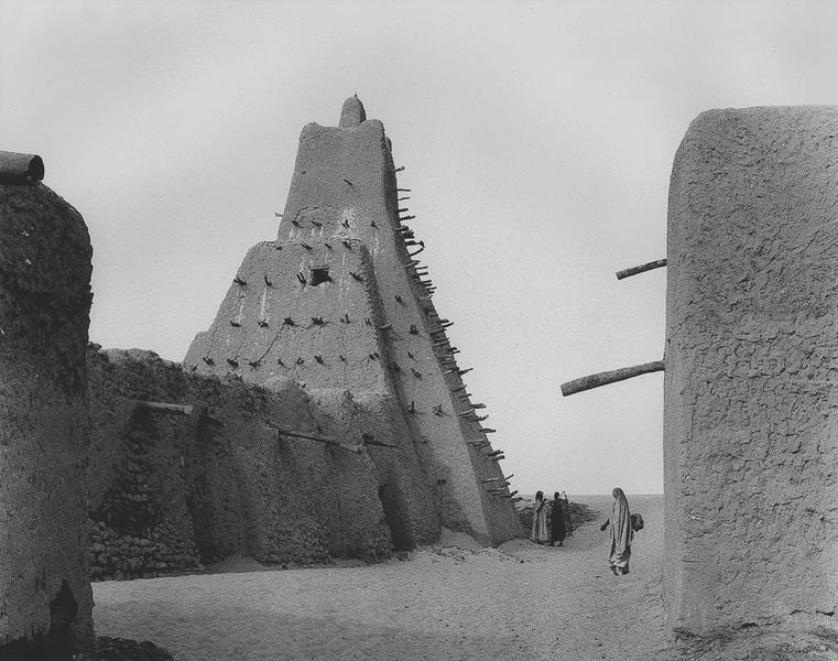 Sankoré Mosque, Mali, 1949