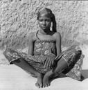 Unidentified Girl, Cameroon, 1953