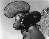 Foula Woman, Guinea, 1953