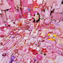 Seohyun and Her Pink Things, Light jet Print, 2007