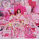 Yehyun and Her Pink Things, Light jet Print, 2005