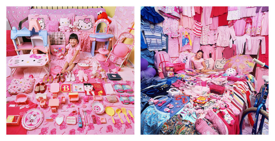 Yealin Yang, Light jet Print, 2005, 2009
