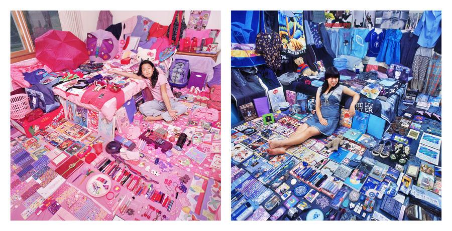 Sangyoo(Noelle), Light jet Print, 2006, 2009