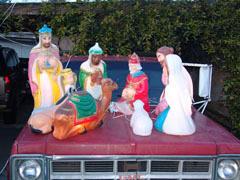 Jesus on the GMC