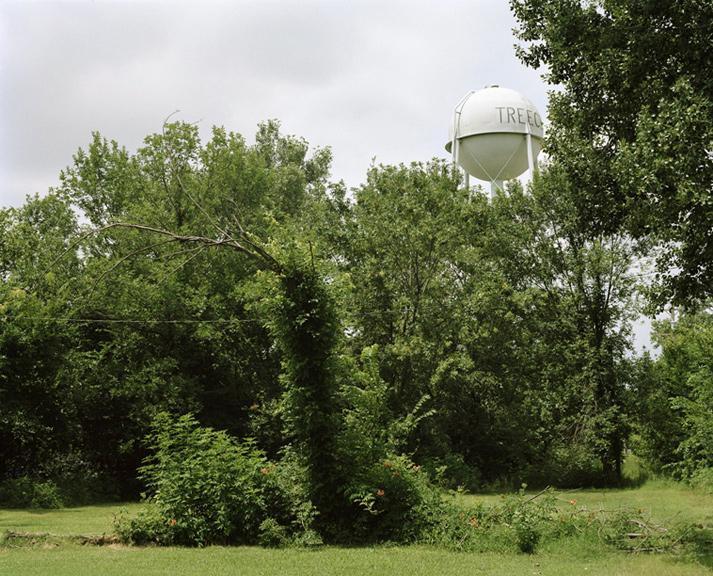 Water Tower, Treece