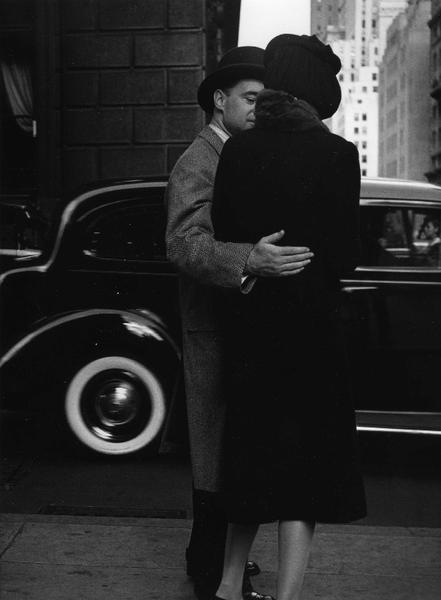 Park Avenue, NYC, 1938