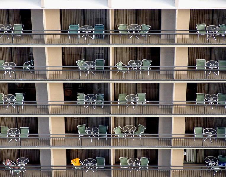Hotel, Honolulu, Hawaii