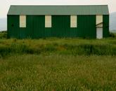 Farm, Route 89, Wyoming