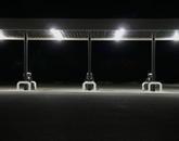 Gas, Santa Fe, New Mexico