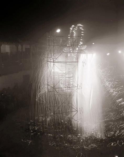 Fireworks for the Virgin, Peru