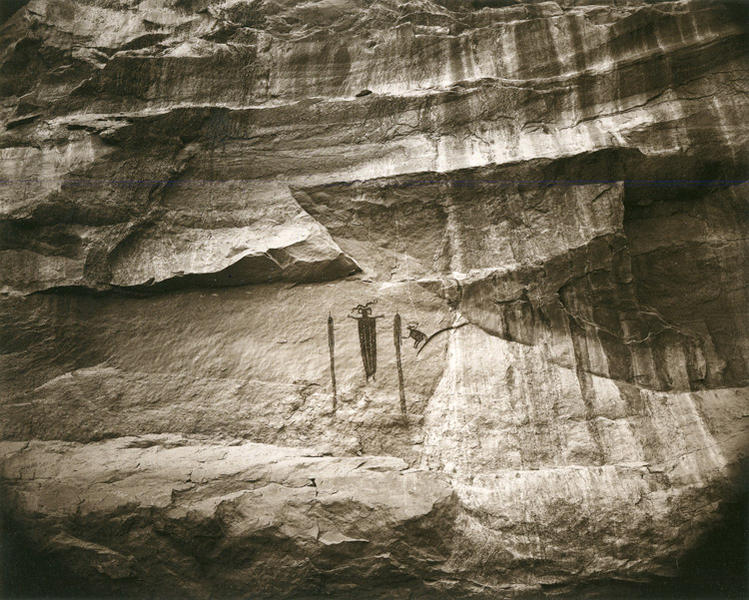 Spirit Figures, Utah, 1992
