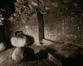 Meditation Cave, Ladakh, India, 2003