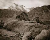 Landmark Rock, Spiti, India, 2002