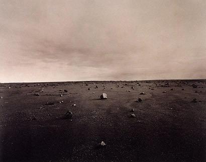 Stones, Kau Desert, Hawaii, 1991