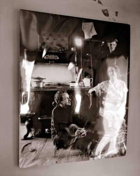 Spirit Legs, The Olsons with Wyeth
