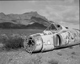 Fuselage Test, Socorro, NM 1998