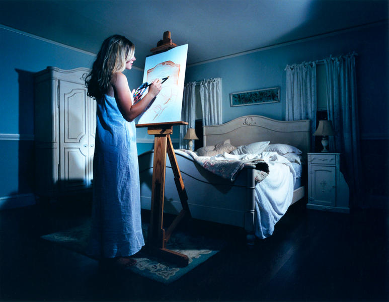 Insomnia, from Suburban Dreams, Oprah Mag. comm.