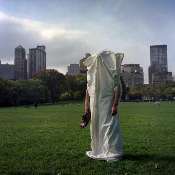 Barefoot In Central Park, Body Bag Series