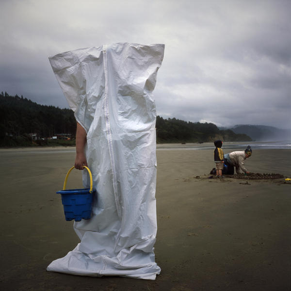 Castles Built of Sand,  Body Bag Series