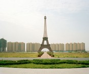 Eiffel Tower, China (from series 'Urban Fictions')