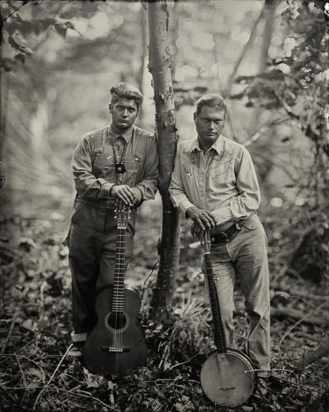 Moses Nelligan and Matt Kinman