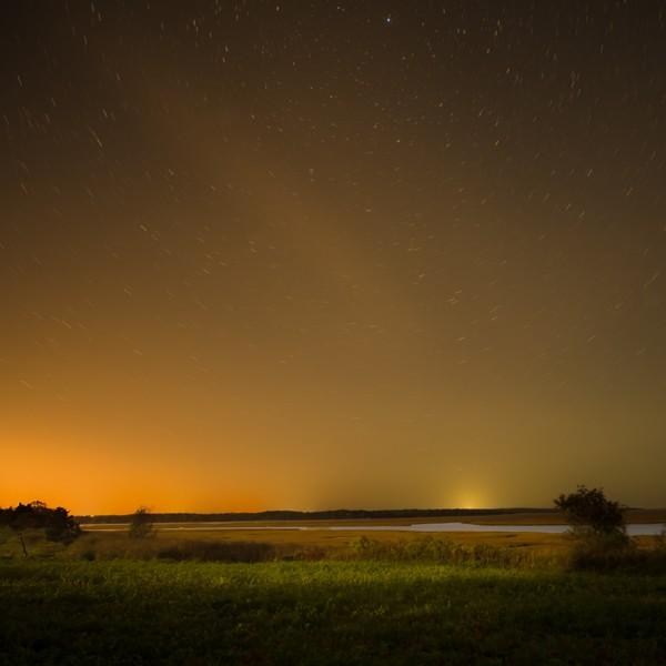 A Cape Cod Night