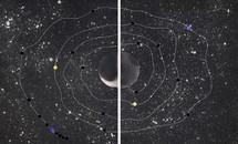 Cosmic Walk #1, 2013